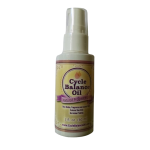 Cycle Balance Natural Progesterone Oil